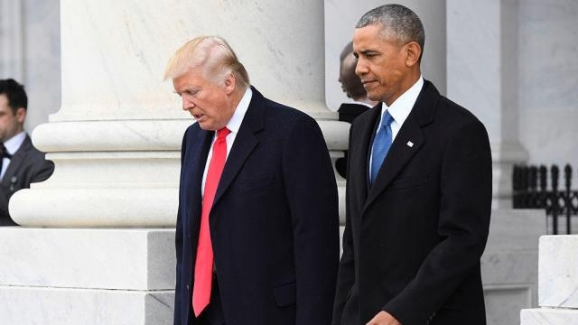 Obama Criticizes Trump's Travel Ban, Says 'Values Are At Stake ... - ripr.org