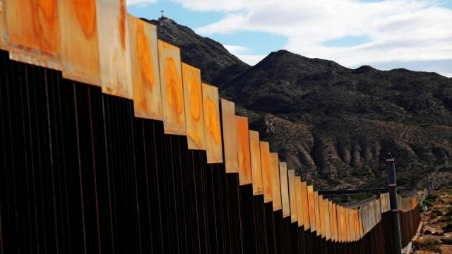The many sides of the Trump wall   TRT World - trtworld.com
