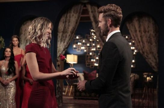 'Bachelor' Nick Viall and Danielle Maltby - ABC Television Network