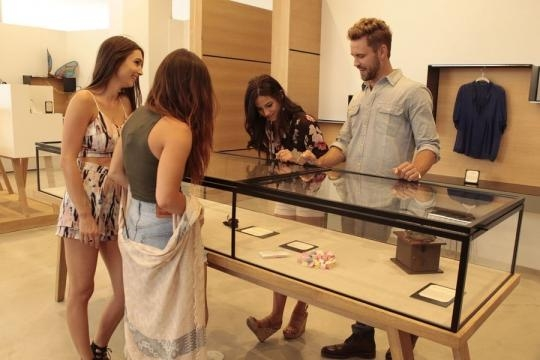 'Bachelor' Nick Viall on Week 2 group date - ABC Television Network