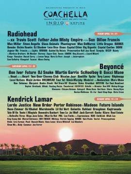 Coachella Lineup 2017 (Image: popsugar.co.uk)