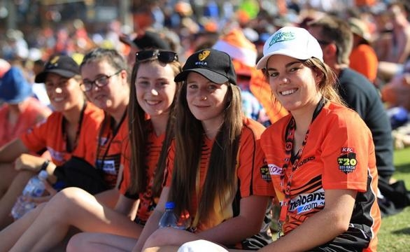 How the Perth Scorchers are breaking records | The West Australian - yahoo.com