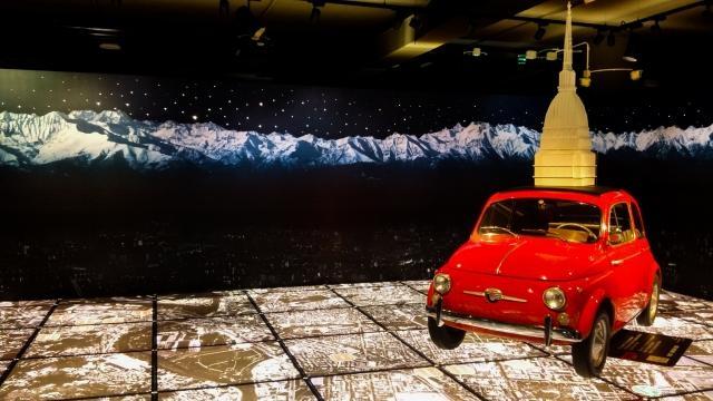 Museo del Automobile di Torino, S. Regis