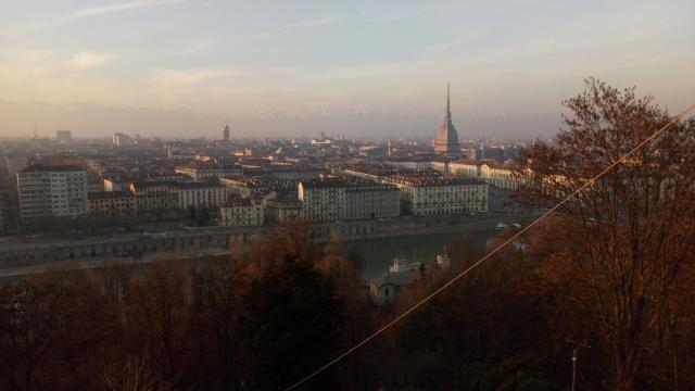 Panorámica de Torino. J. Simoes