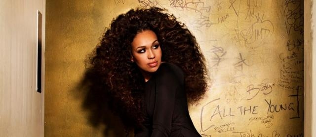 Rebecca Ferguson offers to play Trump inauguration, if she can ... - routenote.com