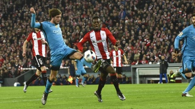 Copa del Rey 2016: Athletic Bilbao vs Barcelona en directo - lavanguardia.com
