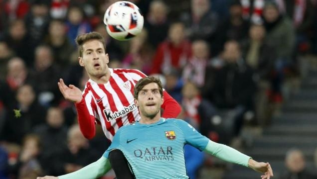 Resultado Athletic Bilbao - Barcelona hoy de Copa del Rey - mundodeportivo.com