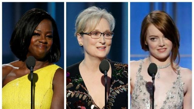 Meryl Streep to Emma Stone: The best speeches from Golden Globes ... - hindustantimes.com