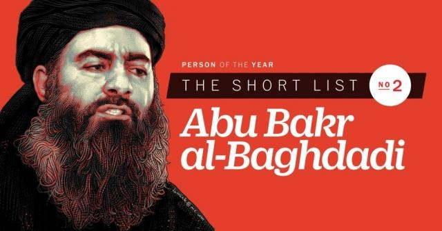 TIME Person of the Year 2015 Runner-Up: Abu Bakr al-Baghdadi - time.com