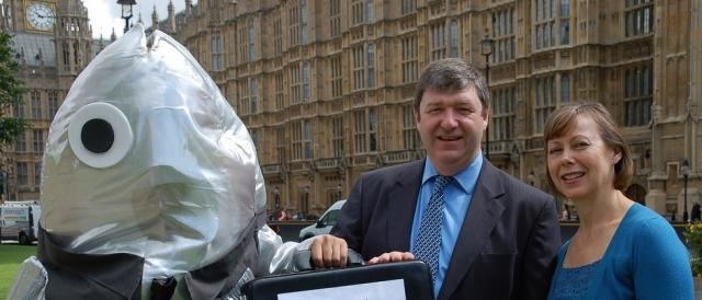 Alastair Carmichael MP has been accused of