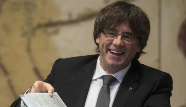 Carles Puigdemont, imagen de EL PAÍS - elpais.com