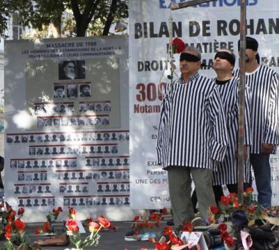 En Iran, les jeunes hommes sont passibles de la peine de mort dès l'âge de 15 ans.