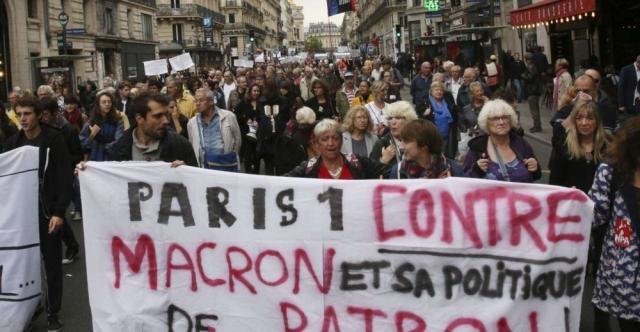 Grogne: le gouvernement plus inquiet de la colère des jeunes que ... - lopinion.fr