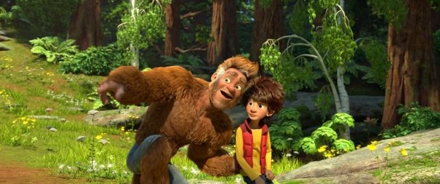 The Son of Bigfoot - Adam si Bigfoot