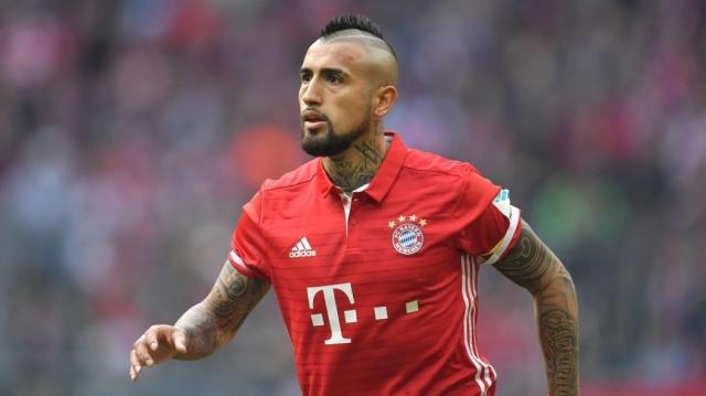 Arturo Vidal urges Alexis Sanchez to leave Arsenal and join Bayern ... - eurosport.com