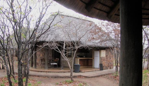 Kruger National Park Self Catering Chalet - Image - J. Flowers (Own Work)
