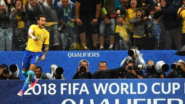 Le Brésil tient déjà son billet pour la Russie après sa nouvelle ... - eurosport.fr