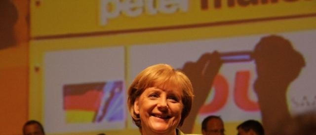 Merkel has been accused of learning nothing after appointing foreign policy chief who designed open door policy (JU Saar via Flikr).