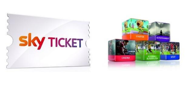 Sky Ticket schlägt zumindest im Preis die hauseigenen Verträge (Listenpreis) von Sky / Fotos: Sky