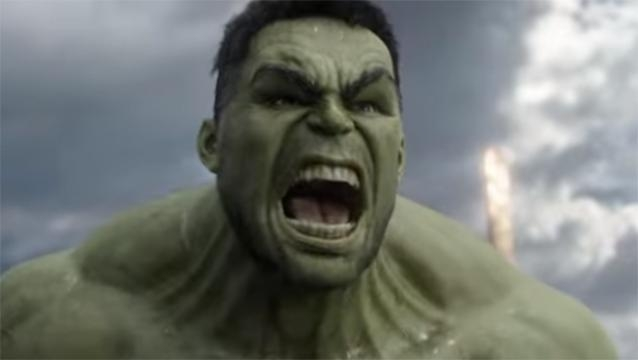 The Hulk returns in the upcoming