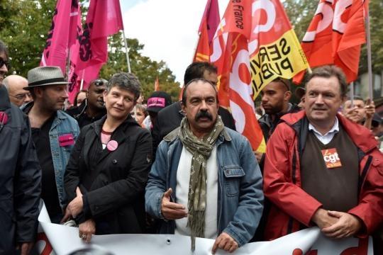 Code du travail : la CGT appelle seule à la mobilisation le 19 octobre - rtl.fr