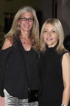 Rita Vinieris Bridal Show with Tracey Fitzpatrick/photo via Delaney Dietzgen