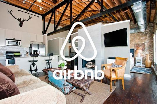Airbnb - Plateforme de location d'hébergement [TechCrunch]