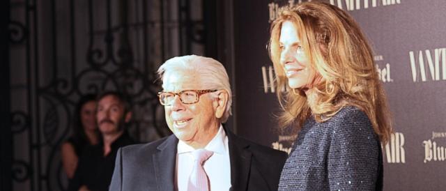 Bernstein-junto-a-su-mujer,-la-ex-modelo-Christine-Kuehbeck.jpg