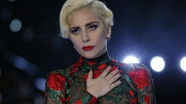 Lady Gaga posts open letter about her 'daily effort' with PTSD ... - bbc.co.uk