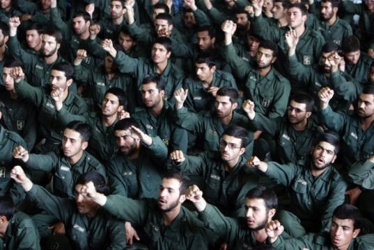 Trump Designates Iran's Entire Military Branch As Terrorist Group ... - dailywire.com
