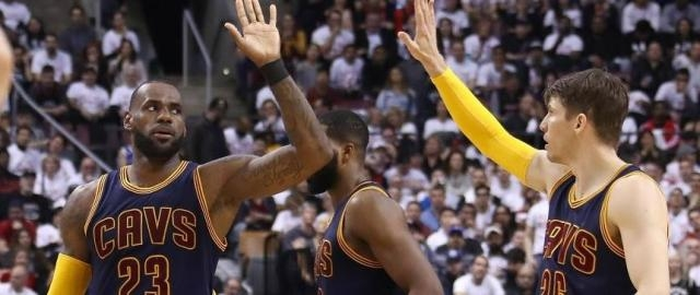 Cleveland Cavaliers waive two more players.