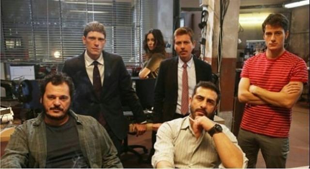 Sotto Copertura 2: un'immagine dei protagonisti della serie