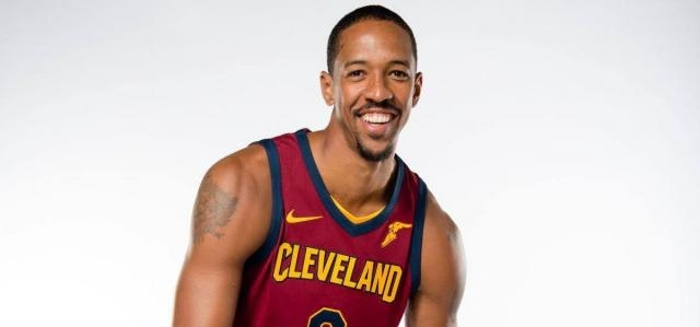 Channing Frye may be a veteran, but what he saw in training camp still surprised him...