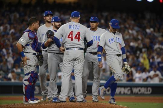 Los Cubs están muy lejos de soñar con el bicampeonato. Chicago Tribune.com.