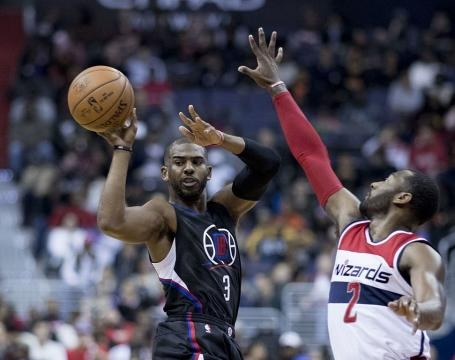 Chris Paul is changing uniforms as well. He will be teaming up with Harden in Houston.- Commons Wikipaedia. No photographer cited.