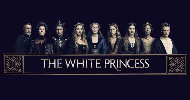 Découvrez The White Princess en attendant la saison 8 de Game of Thrones Starz
