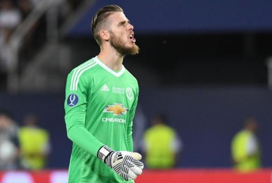 Manchester United to allow David De Gea to join Real Madrid next ... - thesun.co.uk