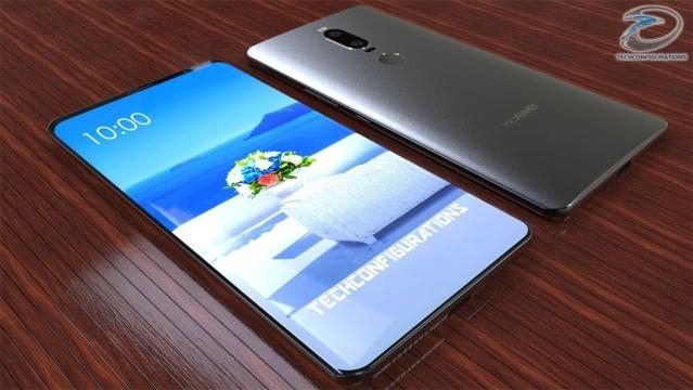 Huawei Mate 10 Pro is a Thing Now, Coming This Fall, Probably at ... - concept-phones.com