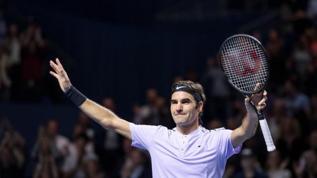 8ème sacre pour Federer à Bâle