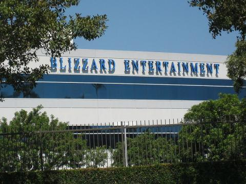 Blizzard entertainment headquarters. [image credit: Defkey/ Wikimedia Commons]