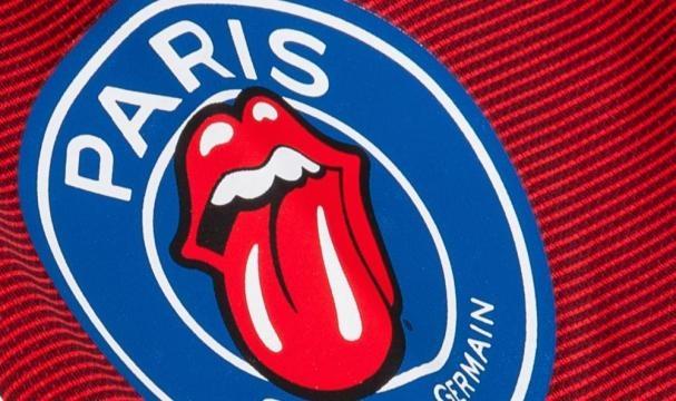 Les Rolling Stones aux couleurs du PSG