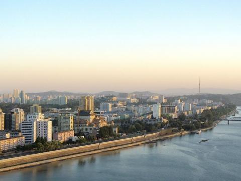 Pyongyang, capital of North Korea- (Image credit – Kok Leng Yeo – Wikimedia Commons)