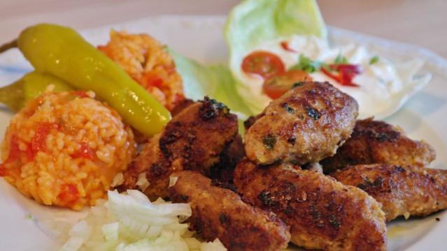 Kofta Kebabs (or Kobabs), image via Pixnio