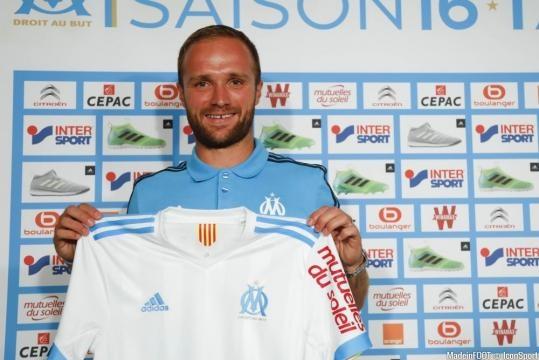 Photos Ligue 1 : Conférence de presse, La présentation de Valère ... - madeinfoot.com