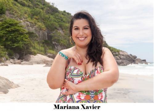 Mariana Xavier é alvo de comentários de Fausto Silva