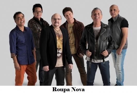 Roupa Nova 'retornou' sem nunca ter parado