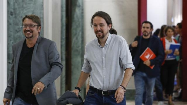 Independencia de Cataluña - Podemos fuerza un debate en el ... - vozpopuli.com