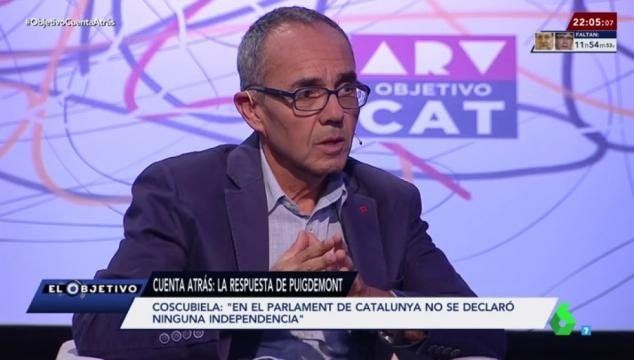 LA SEXTA TV | Joan Coscubiela, sobre el art. 155 y la DUI del ... - lasexta.com