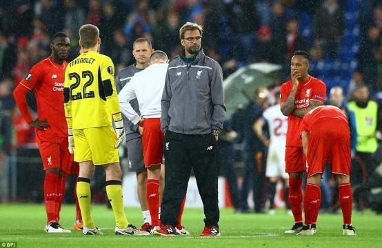 Les Reds de retour sur la scène européenne depuis la finale perdue 3-1 en Europa League face à Séville, en 2015.