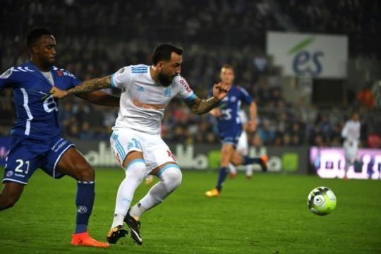 Ligue 1: l'OM, grâce à Mitroglou, arrache le nul à Strasbourg à l ... - liberation.fr